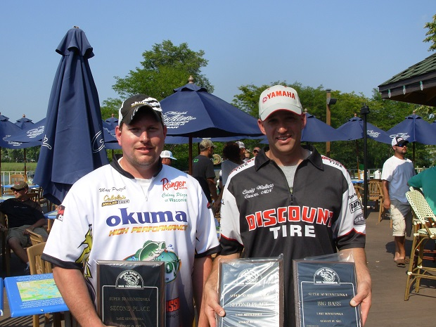 Matt Pretzel Craig Walters 2nd place Denny Super 30 8-19-2013