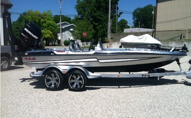 Bass Boat for Sale 2012 Puma FTD