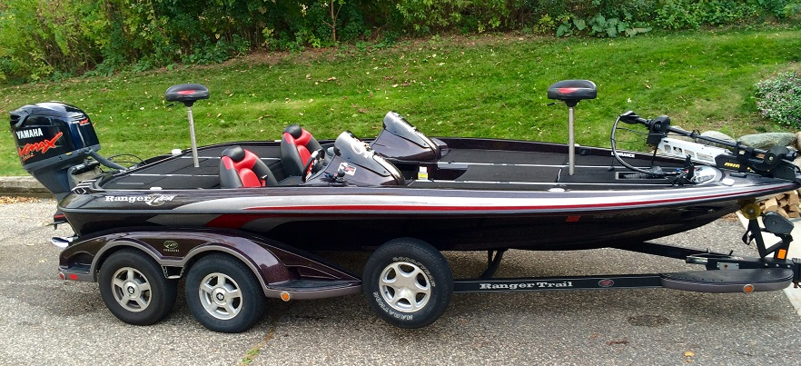 The gallery for ranger bass boats for sale for Bass fishing boats for sale