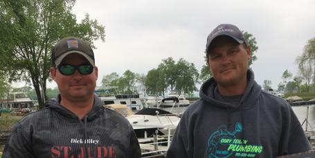 5-19-2018 Mississippi River Pools 4 + 5 Super 30 Minnesota