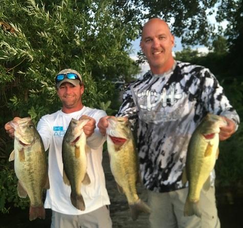 Denny's Super 30 Bass Tournaments - Local Minnesota Bass